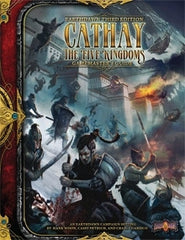 Earthdawn: Cathay: The Five Kingdoms Gamemaster's Guide