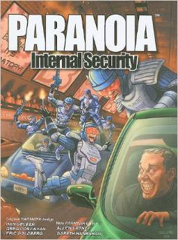 Paranoia: Internal Security