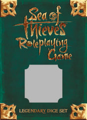 Seas of Thieves RPG: Legendary Dice Set
