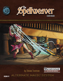 The Spellweaver PFRPG Edition PDF