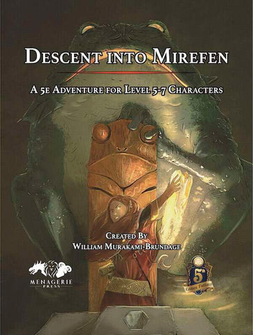 Descent Into Mirefen 5e PDF