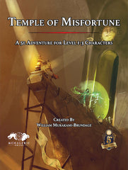 Temple of Misfortune 5e PDF