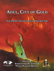 Adûl, City of Gold 5e PDF