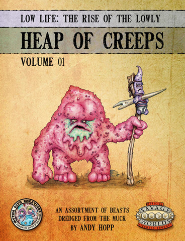 Heap of Creeps: Set I
