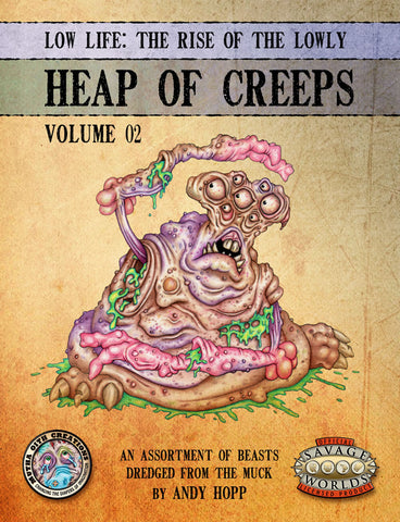 Heap of Creeps: Set II
