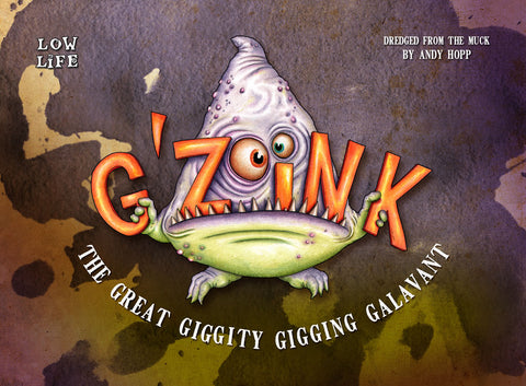 G'Zoink Card Game