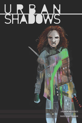 Urban Shadows (Hardcover)
