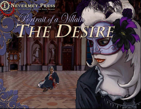 Portraits of a Villain: The Desire PDF