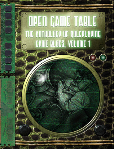 Open Game Table: Anthology of RPG Blogs Vol.1 PDF