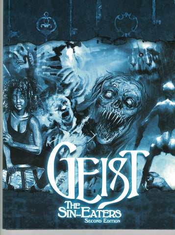 Geist: The Sin-Eaters, Second Edition Storytellers Screen