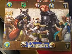 Pugmire Gamemaster's Screen