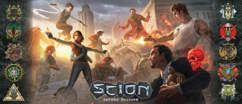 Scion Second Edition Reference Screen