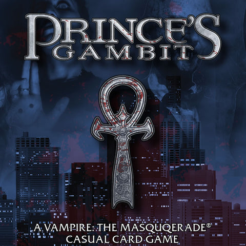 Prince's Gambit Card Game