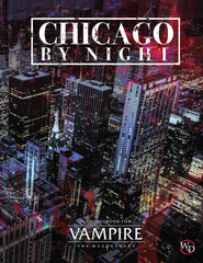 Vampire the Masquerade: Chicago By Night Sourcebook