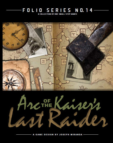 Folio Series No. 14: Arc of the Kaiser's Lost Raider