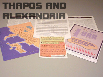 Ancients: Thapos & Alexandria