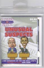 Politics as Usual: Unusual Suspects