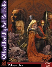 OtherWorldly Art Portfolio Volume One
