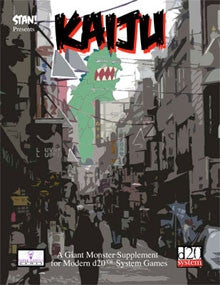 Stan! Presents: Kaiju (d20) PDF