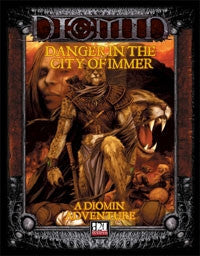 Danger in the City of Immer (d20) PDF