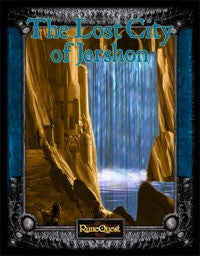 The Lost City of Jershon (RuneQuest) PDF