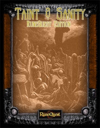 Taint and Sanity (RuneQuest) PDF