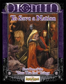 Diomin: To Save a Nation (RuneQuest) PDF