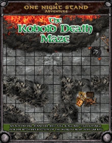 The Kobold Death Maze PDF