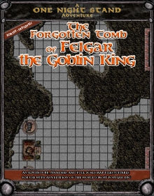 The Forgotten Tomb of Felgar the Goblin King PDF