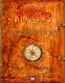 Forbidden Kingdoms - Master Codex Babbage Edition PDF