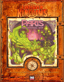 Forbidden Kingdoms - Paris: The Spectral City PDF