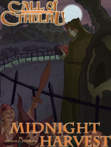 Call of Cthulhu: Midnight Harvest (Adventure)