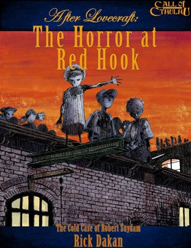 Call of Cthulhu: After Lovecraft: The Horror at Red Hook PDF