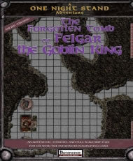 The Forgotten Tomb of Felgar the Goblin King (Pathfinder) PDF
