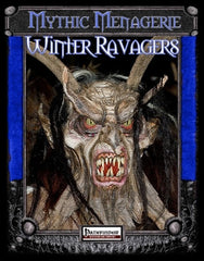 Mythic Menagerie: Winter Ravagers (Pathfinder) PDF