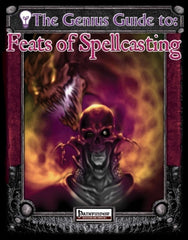 The Genius Guide to Feats of Spellcasting (Pathfinder) PDF