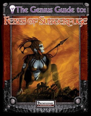 The Genius Guide to Feats of Subterfuge (Pathfinder) PDF