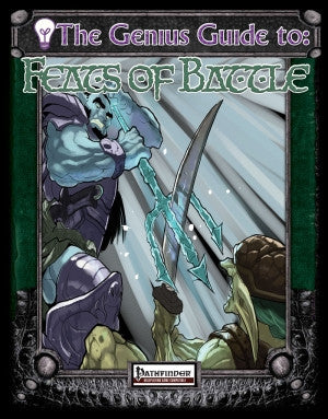 The Genius Guide to Feats of Battle (Pathfinder) PDF