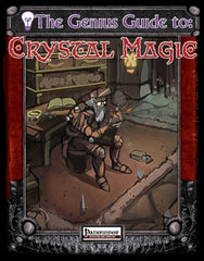 The Genius Guide to Crystal Magic (Pathfinder) PDF
