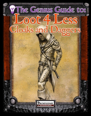 The Genius Guide to Loot 4 Less vol. 6 (Pathfinder) PDF