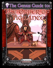 The Genius Guide to the Order of Vigilance (Pathfinder) PDF