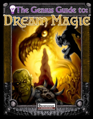 The Genius Guide to Dream Magic (Pathfinder) PDF