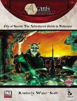 Arcanis: City of Secrets: The Adventurer's Guide to Nishanpur (PDF)