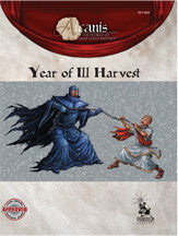 Arcanis: Year of Ill Harvest PDF