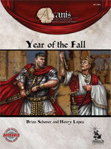 Arcanis: Year of the Fall PDF