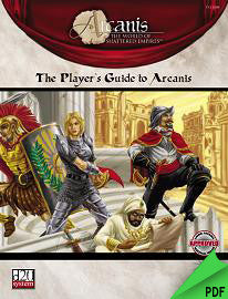 Player's Guide to Arcanis (d20) PDF