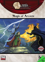 Arcanis: Magic of Arcanis (d20) PDF
