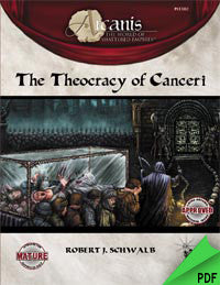 Arcanis: Theocracy of Canceri PDF