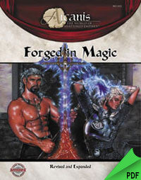 Forged in Magic Revised and Expanded PDF