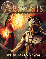 Arcanis the Roleplaying Game